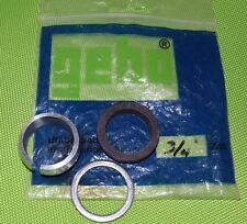 Gebo Umbausatz für Temperguss- klemmverbinder, 3-teilig für Siederohr 25mm (415)