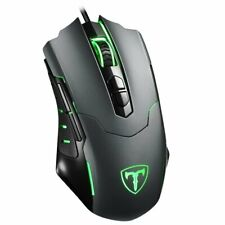 7200 DPI Wired Gaming Mouse Programmable Ergonomic 7 Buttons Mice RGB Backlit