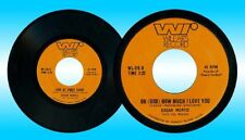 """Philippines EDGAR MORTIZ """"Love at First Sight"""" OPM 45 rpm Record"""