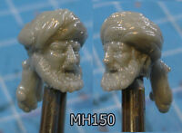 "MH150 Custom Cast Sculpt part Male head cast for use with 3.75"" action figures"