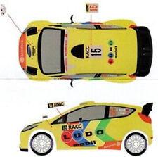 Decal 1/24 FORD FIESTA WRC N°15 GERMANIA+SPAGNA 2011 Scale Racing Models RD2402