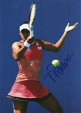 Teliana Pereira Brazil Tennis 5x7 Photo Signed Auto