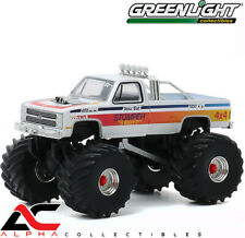 GREENLIGHT 49070C 1:64 1984 CHEVY C-20 STOMPER BULLY MONSTER TRUCK