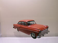 TEKNO DENMARK 823-152 FORD TAUNUS 17MP2  COLOUR RED 1959 SCALE 1:43