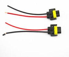Universal Adapter Harness Wiring Sockets Wire For Headlights Fog Light 9005 9006