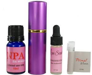 Beginner Special for Women - Women's Pheromone Starter Pack