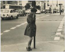 "France, Haydée Politoff en ""L'età del malessere"" Vintage silver print Tir"