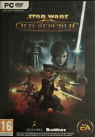 STAR WARS The Old Republic Game PC DVD-Rom VideoGames