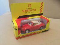 ORIGINAL BOXED SHELL PETROL SPORTSCAR COLLECTION  Porsche 911 Sc Red