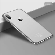 NEW Case for Apple iPhone XS MAX XR X 6 7 8 Plus 5 Cover Bling Diamond Clear TPU