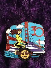 Hard Rock Pin San Francicso 30th Anniversary Staff