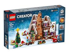 New LEGO 10267 Creator Gingerbread House