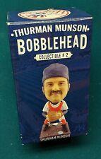 THURMAN MUNSON BOBBLEHEAD FIGURINE NEW YORK YANKEES 2015 MLB JETER BASEBALL MLB