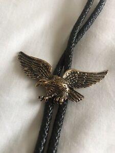 Vintage Western Cowboy Neck Tie