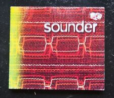 CD EP - Sounder, Resound - 1998 Digipak