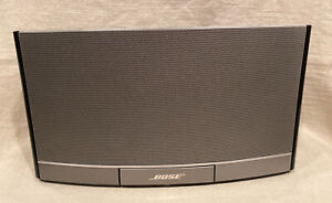 Bose SoundDock Portable Digital Music System N123 With Battery