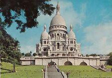 BF31488 paris la basilique du sacre coeur  france front/back image