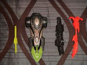 KENNER/HASBRO BATMAN PART AND WEAPONS LOT
