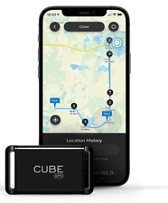 Cube Gps Tracker Real Time Tracking of Cars, Pets, Kids! ($100. on Amazon!)