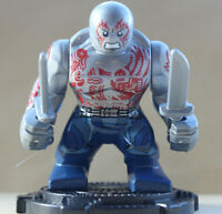 Marvel Super Heroes End Game Drax 3.5 Inch Mini Figure Avengers Thor Toy