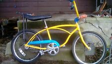 Old School Bmx 1973 Schwinn  Sting Ray  BMX