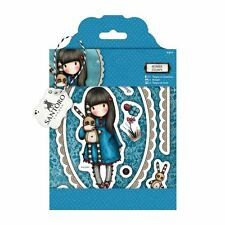 Gorjuss Hush Little Bunny Doll Stamp Set by Santoro London