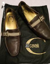 Amazing Roberto Cavalli Men Loafers,Size 43