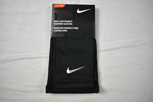 Nike Sleeves Unisex's Black Poly NEW Multiple Sizes