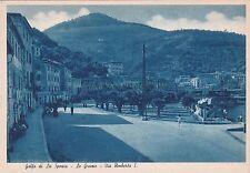 LA SPEZIA - Golfo - Le Grazie - Via Umberto I 1939