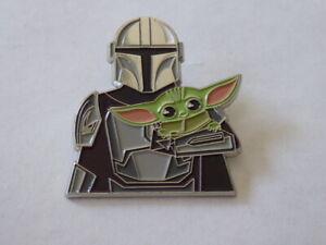 Disney Tauschen Pins Star Wars Der Mandalorianer Mando Mit Grogu