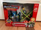 Transformers Energon Robots in Disguise Bulkhead Powerlinx Battles Series