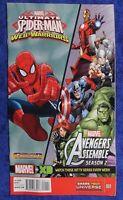 Comic Book Marvel Spider Man Avengers Dr Doom No 1 Oct 2015 Comicfest Promo VFN