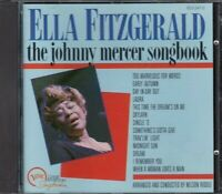 Ella Fitzgerald - The Johnny Mercer Songbook [CD]