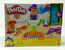 Playdoh Buzz n cut Barber Shop Set Brand New
