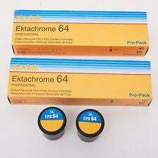 12x Kodak 35mm Ektachrome 64 EPR -36 exposure roll film slide positive e6 135