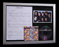 UB40 Kingston Town GALLERY QUALITY CD MUSIC LTD FRAMED DISPLAY+FAST GLOBAL SHIP