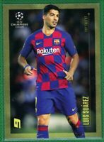 2020 Topps Designed by Lionel Messi LUIS SUAREZ Top Talent FC Barcelona