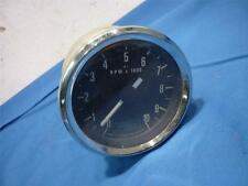 Triumph Meridan Tachometer Late 70's Early 80's Bonnie Made In France 4:1,  EE20