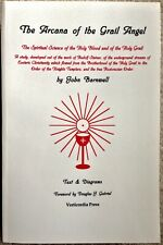 """""""The Arcana of the Grail Angel: The Spiritual Science of the Holy Blood and of t"""