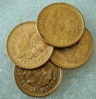 Moneda de Oro  Ley .900 ,1945 , UNC , Perfecta para Ahorro e Inversion, KM #463