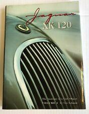 Jaguar XK 120, Anatomy of a Cult Object