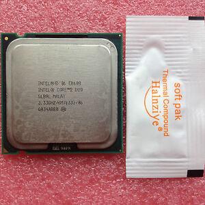 Intel Core 2 Duo E8600 3.33GHz 6MB 1333MHz Socket LGA 775 CPU Processor Tested