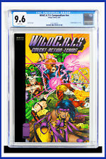 WildC.A.T.S. #nn CGC Graded 9.6 Image June 1993 White Pages Comic Book