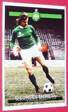 FICHE FOOTBALL 2008-09 GEORGE BERETA AS SAINT-ETIENNE ASSE VERTS CHAUDRON