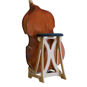 The Amazing Bass Stand! Is it a Stand? Is it a Chair? It's BOTH!