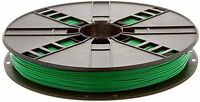 GENUINE MakerBot PLA Filament, 1.75 Mm Diameter, Large Spool, Green - OEM