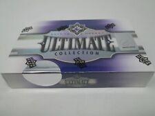 2017-18 Upper Deck Ultimate Collection Hockey pasatiempo caja