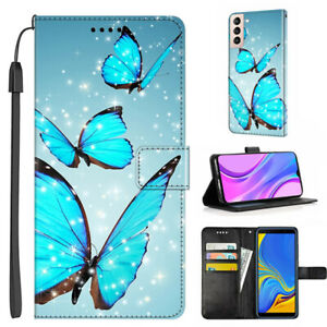 Personalized Flip Wallet Leather Phone Case PU Cover Custom Image Photo Picture
