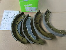 TOYOTA AVENSIS REAR BRAKE SHOE SET  VALEO 562773
