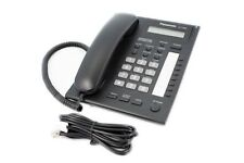 Panasonic KX-T7668 Phone in Black Grade A with Warranty inc VAT & FREE Delivery